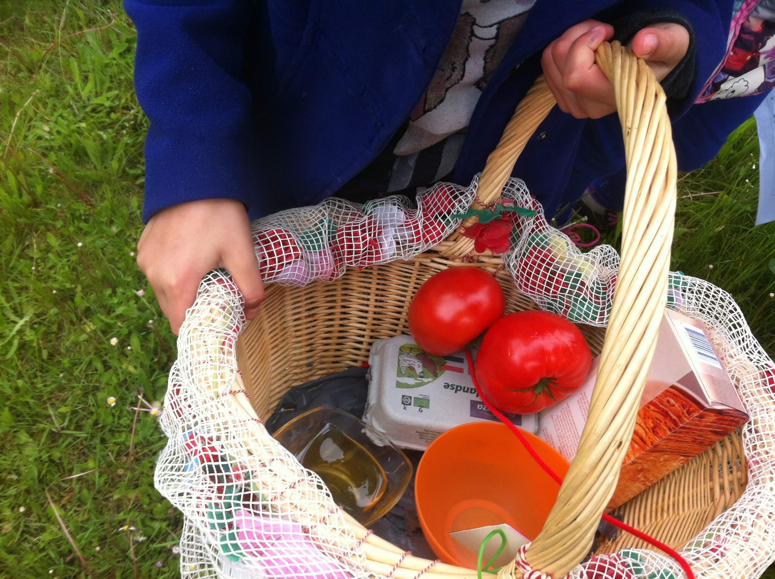 koken met de boerin