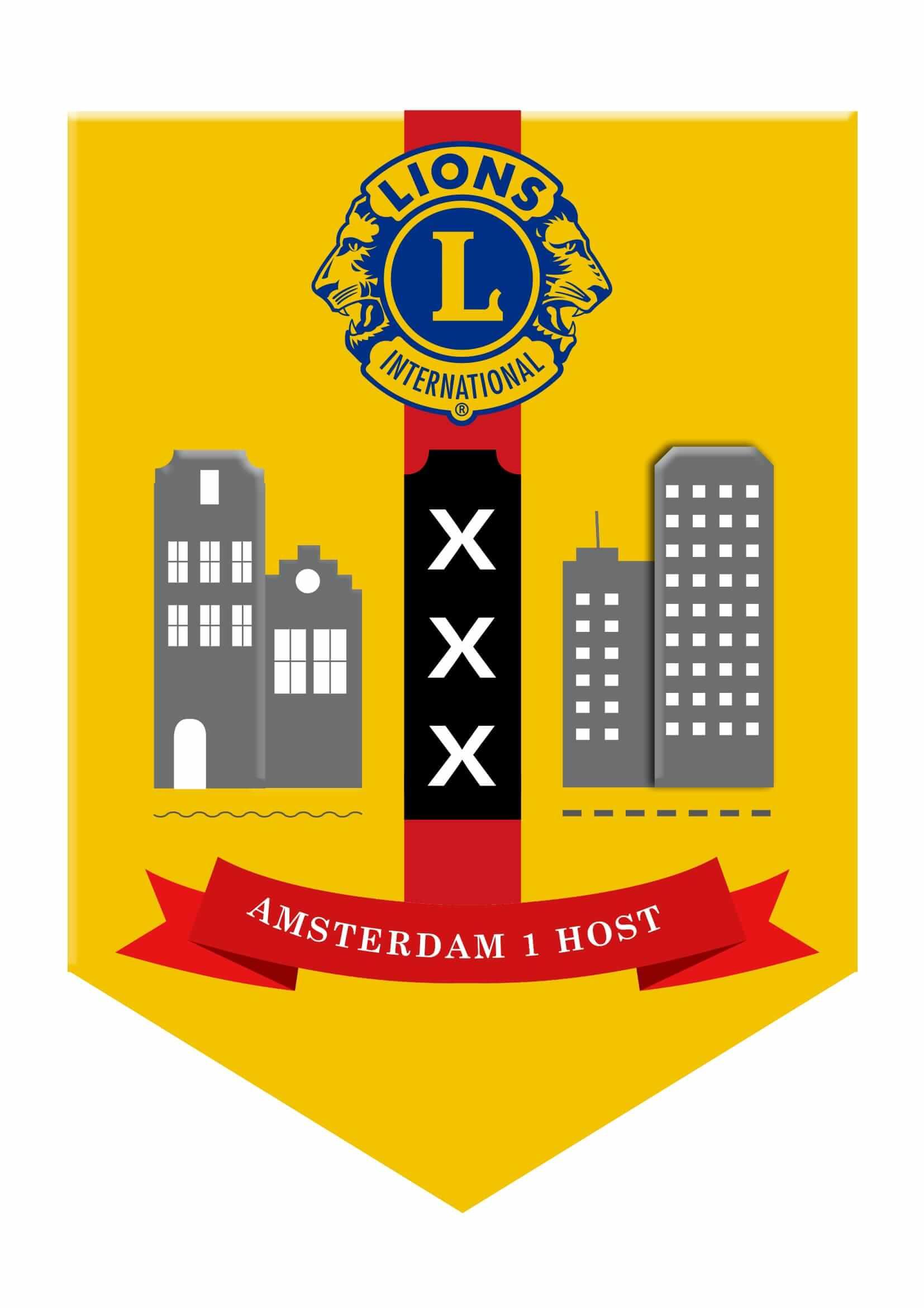 Lions Club Amsterdam 1 Host Zuidas